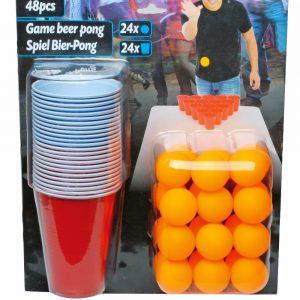 Beerpong game